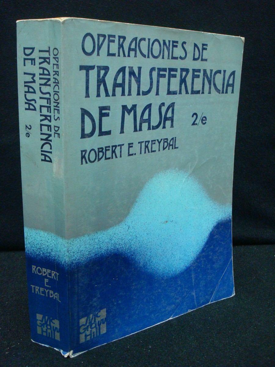 treybal operaciones de transferencia de masa